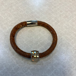 Primary Photo - BRAND: BRIGHTON STYLE: BRACELET COLOR: BROWN OTHER INFO: SILVER SKU: 132-13219-197637