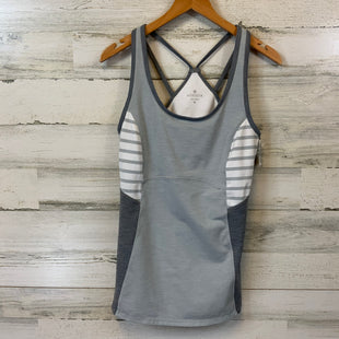 Primary Photo - BRAND: ATHLETA STYLE: ATHLETIC TANK TOP COLOR: GREY SIZE: M SKU: 132-13219-197748