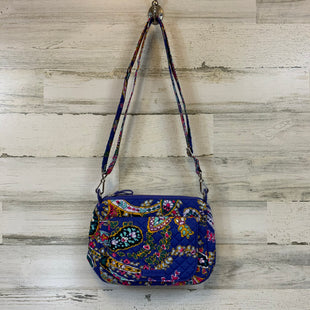 Primary Photo - BRAND: VERA BRADLEY CLASSIC STYLE: HANDBAG COLOR: SILVER SIZE: SMALL MEASUREMENTS: 11X4X7.5SKU: 132-13219-197385
