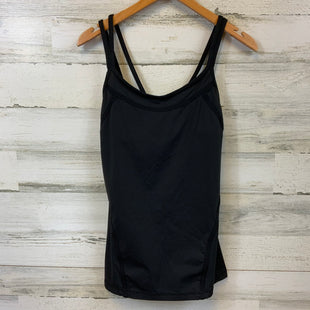 Primary Photo - BRAND: LULULEMON STYLE: ATHLETIC TANK TOP COLOR: BLACK SIZE: 6 SKU: 132-13211-99803