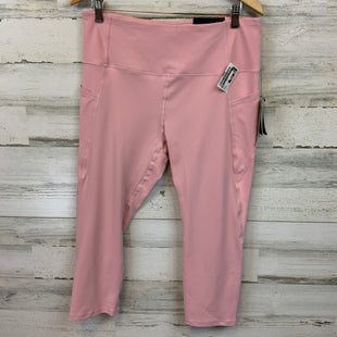 Primary Photo - BRAND: RBX STYLE: ATHLETIC CAPRIS COLOR: PINK SIZE: XL SKU: 132-13219-197982