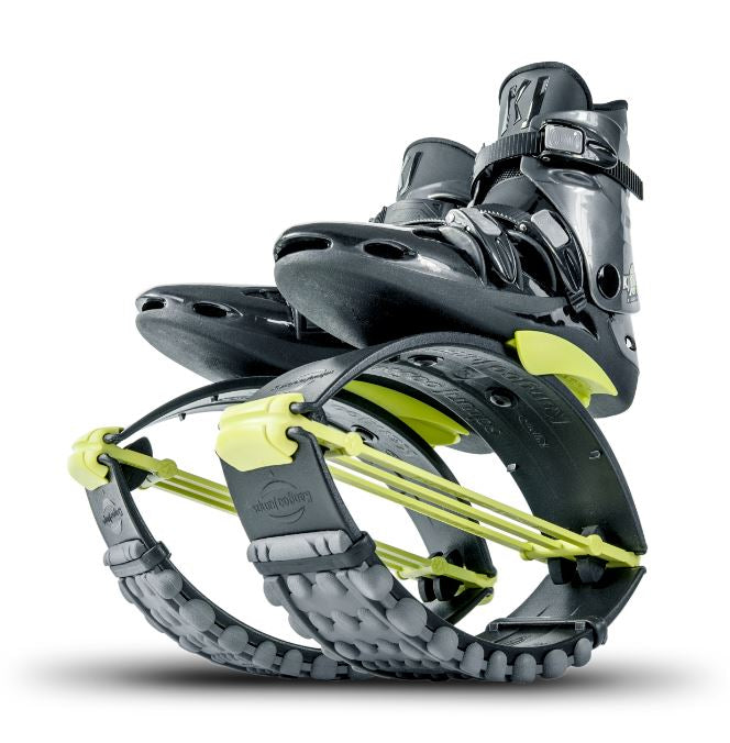 Buy Kangoo Jump Shoes: Black Yellow XR3