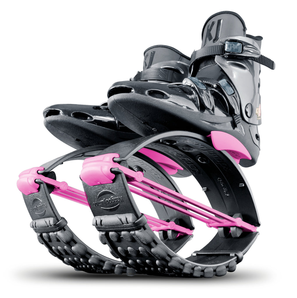 Shop to Buy Kangoo Jump Shoes Black Pink XR3se on Sale