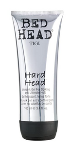 Hard Head Mohawk Gel for Spiking and Ultimate Hold 3.4 fl oz.