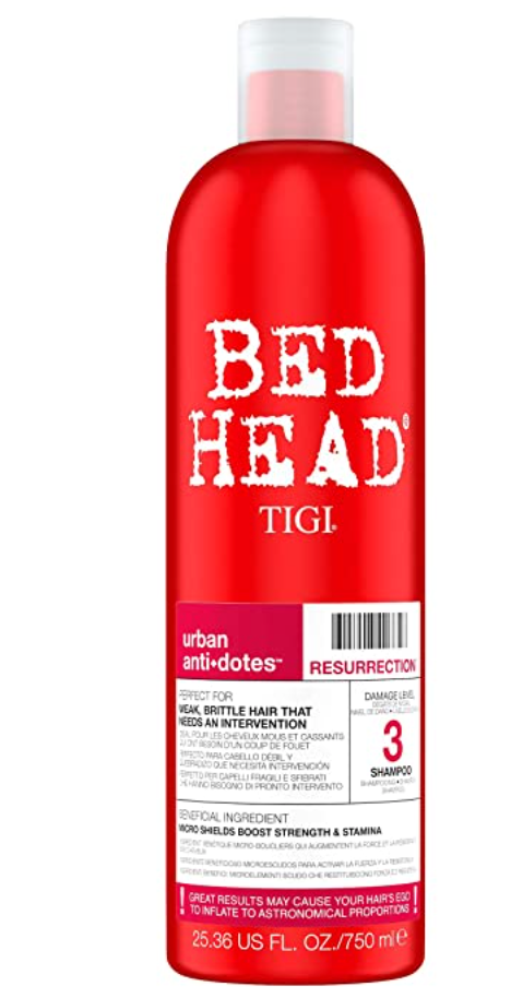 Urban Antidotes Level 3 Resurrection Shampoo 25.36 fl oz.