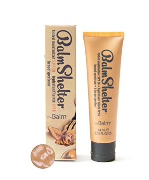 BalmShelter Tinted Moisturizer Medium 2.15 fl oz.