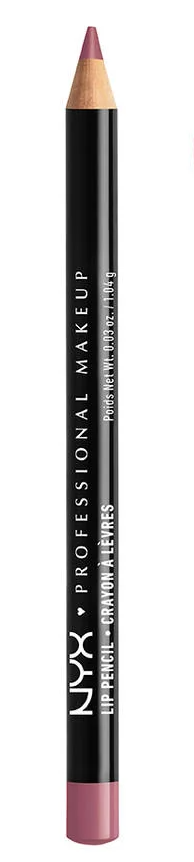 slim lip pencil color deep purple .035 fl oz.