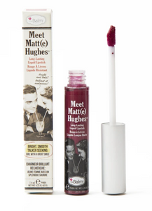Meet Matt(e) Hughes Long Lasting Liquid Lipstick Romantic 0.25 fl oz