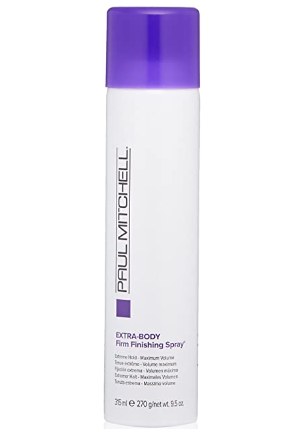 Extra-Body Firm Finishing HairSpray 9.5 fl oz