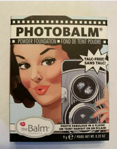 Photobalm Powder Foundation, Light .32 fl oz.