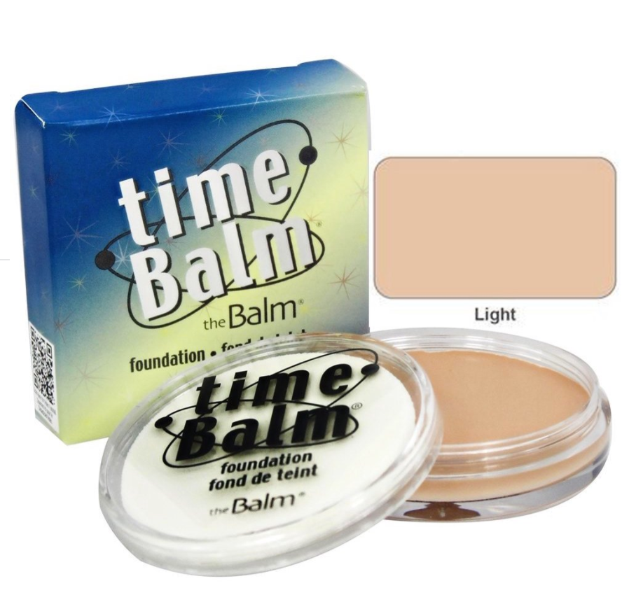 Time Balm Foundation light .75 fl oz.