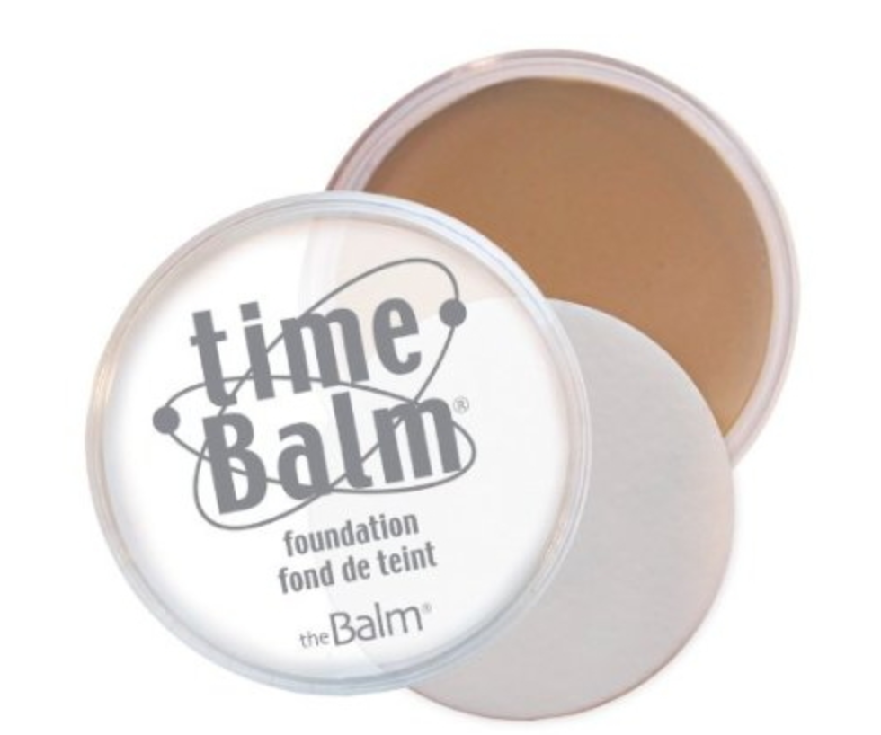 TimeBalm Foundation, Medium/Dark .75 fl oz.