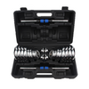 Image of 15 kg Dumbbell Set