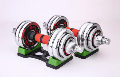 30 kg Electroplated Dumbbell Set