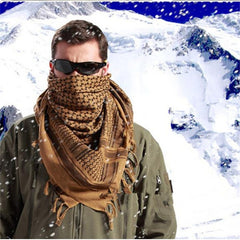 Outdoor Military Arab Scarf