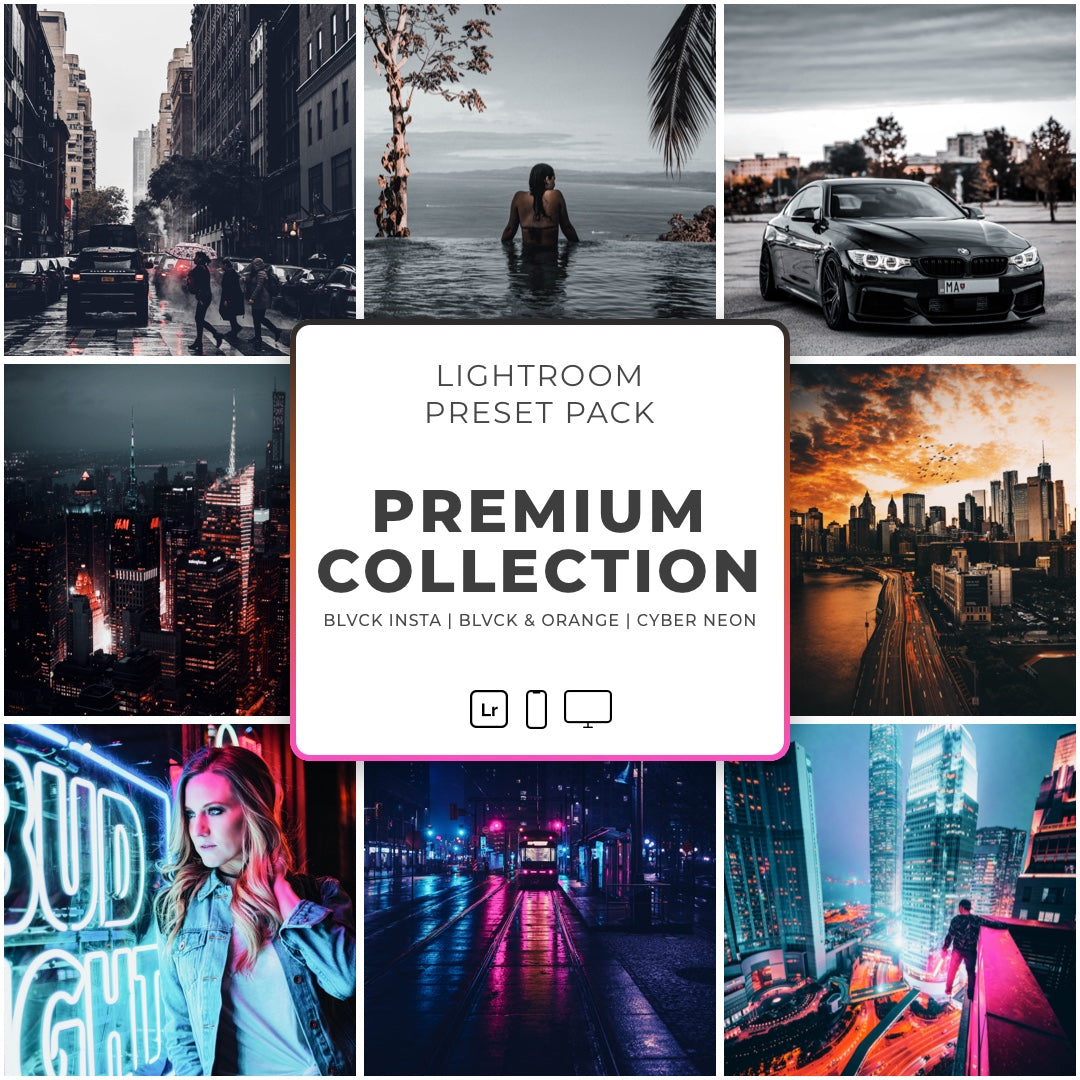 Best Sellers Simply Presets - Premium Collection™️ - Simply Preset