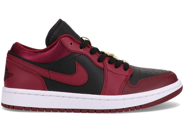 Air Jordan 1 Low Dark Beetroot Black (W)