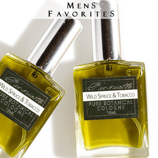 Natural Favorites for Men