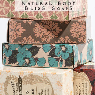 Natural Body Bliss Soap