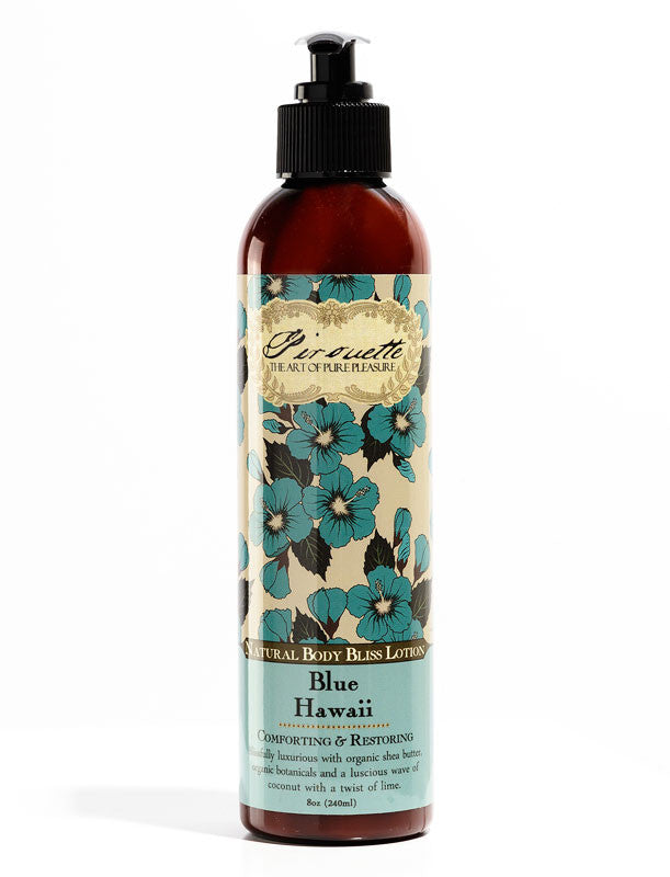 Blue Hawaii - Natural Lotion