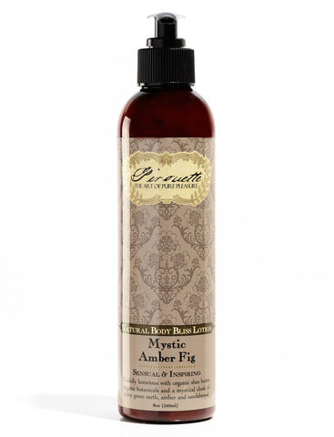 Mystic Amber Fig - Natural Lotion