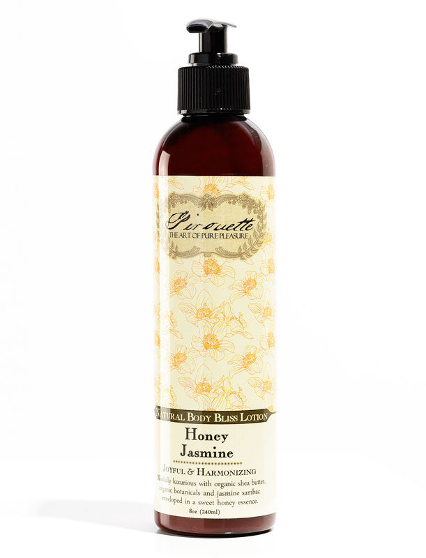 Honey Jasmine - Natural Lotion