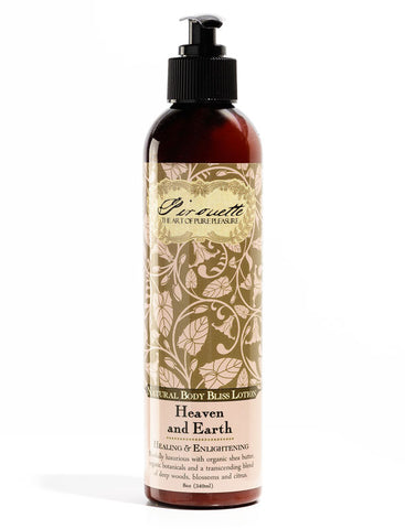 Heaven and Earth - Natural Lotion