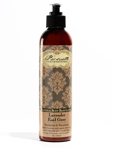 Lavender Earl Grey - Natural Lotion