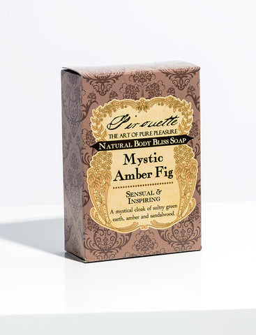 Mystic Amber Fig - Natural Soap