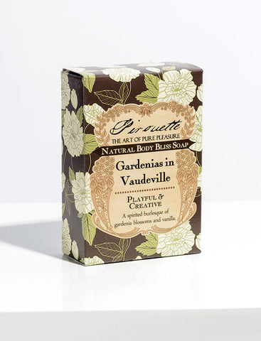 Gardenias in Vaudeville - Natural Soap