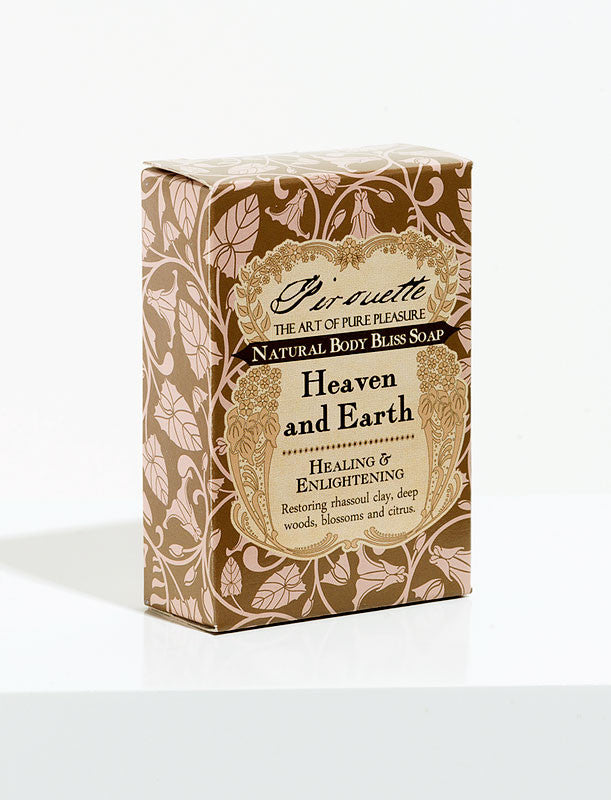 Heaven and Earth - Natural Soap
