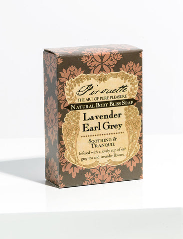 Lavender Earl Grey - Natural Soap