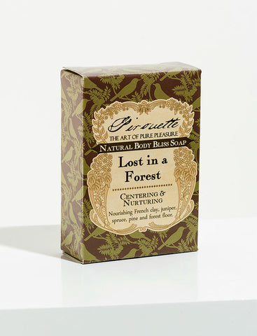 Lost in a Forest - Natural Soap