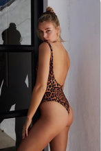 Load image into Gallery viewer, Leopard Print One Piece - La Hermosa
