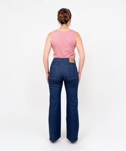 Heritage Flared Jeans by Holi Boli