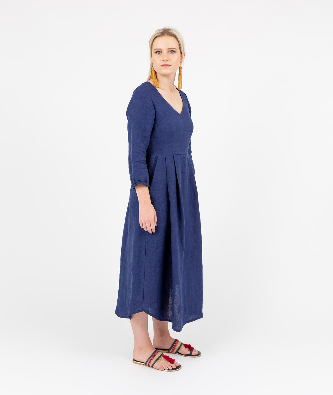 Holi Boli, Horizon Dress, Dress, ethical fashion