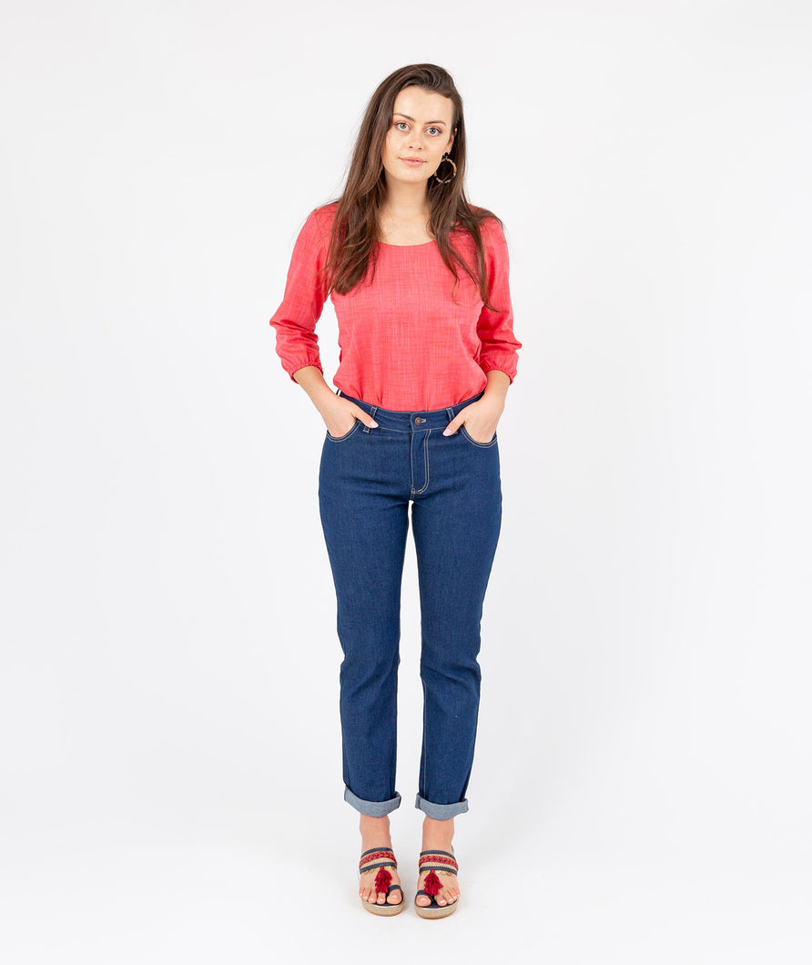 Holi Boli, Transit Jeans - COMING SOON, Jeans, ethical fashion