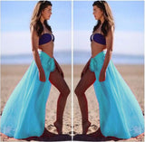 Beach Mini Wrap Skirt Sarong Sarong Dress