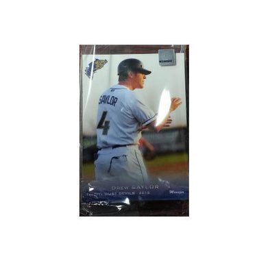 Tri-City Dust Devils 2013 Baseball Card Set