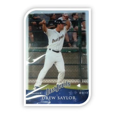 Tri-City Dust Devils 2014 Baseball Card Set