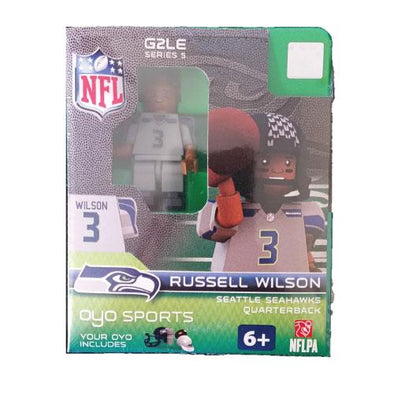 Tri-City Dust Devils Russell Wilson Football OYO