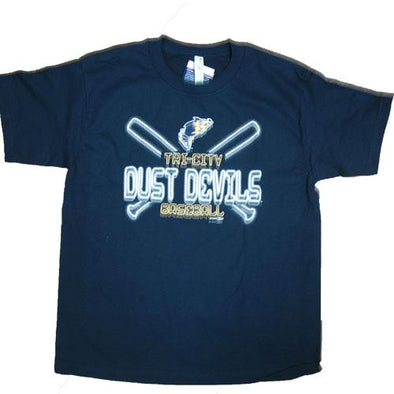 Tri-City Dust Devils Youth Electric Tee
