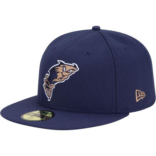 Tri-City Dust Devils Fitted Home Hat