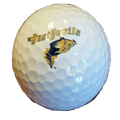 Tri-City Dust Devils Logo Golf Balls