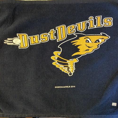Tri-City Dust Devils Golf Towel