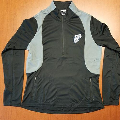 Tri-City Dust Devils Ladies Delta 1/4 Zip Jacket