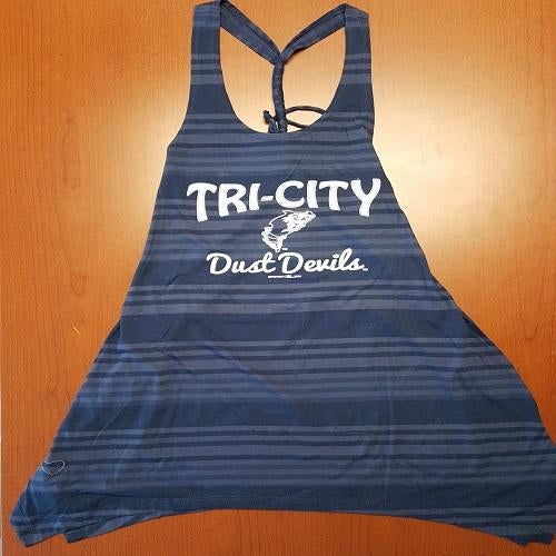 Tri-City Dust Devils Ladies Handkerchief Sundress