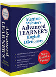 Merriam-Webster's Advanced Learner's English Dictionary 3D cover