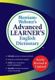 Merriam-Webster's Advanced Learner's English Dictionary cover