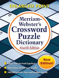 Merriam-Webster's Crossword Puzzle Dictionary, Fourth Edition cover